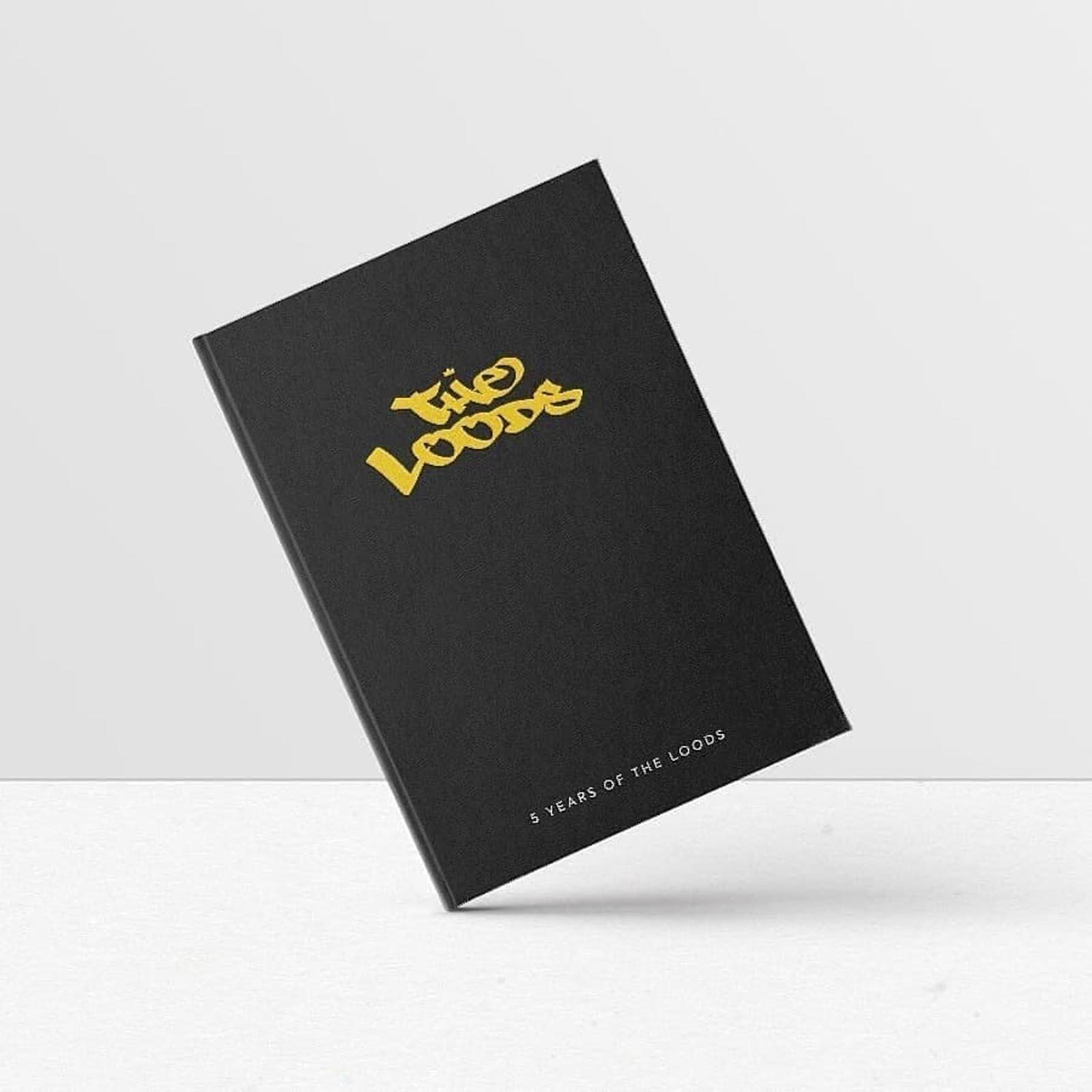 Cover van het The Loods boek